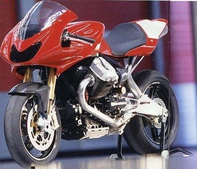 Moto Guzzi une Histoire de 85 ans