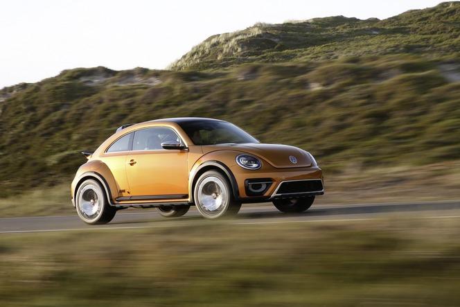 Volkswagen ressort le concept Beetle Dune, une indication sur sa sortie en série ?