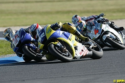 Moto GP - Australie: Toseland, ange ou démon ?