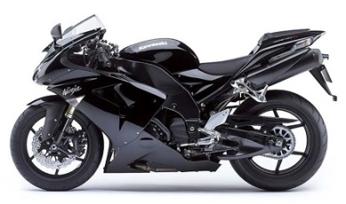 Nouveauté 2007 : Kawasaki ZX-10R.
