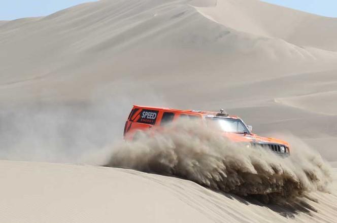 Dakar 2012 : Peterhansel et Mini, vainqueurs d'une belle édition