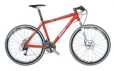 Ducati: Un petit vélo dans la tête