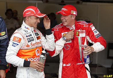 "Formule 1 - Grande Bretagne Kovalaïnen: ""L'objectif est de gagner le Grand Prix"""