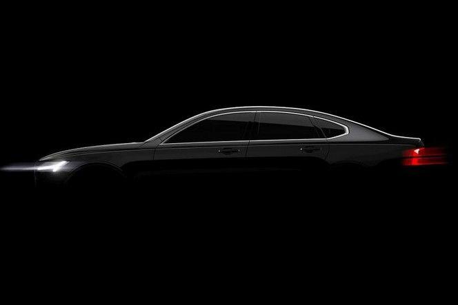 Volvo nous dévoile une partie de la nouvelle S90