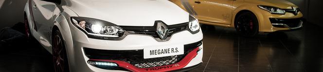 Les coulisses du record de la Renault Mégane RS 275 Trophy-R en vidéo