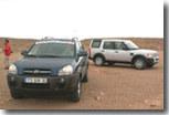 Election du 4X4 de l'année 2005 : le Land Rover Discovery trop fort