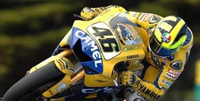 Moto GP Motegi Q.1: Rossi, déjà prêt