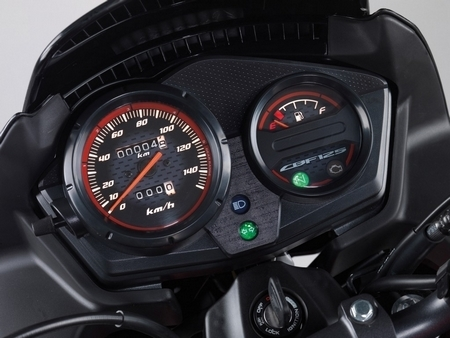 Salon Intermot 2008 : Honda présente sa nouvelle CBF 125