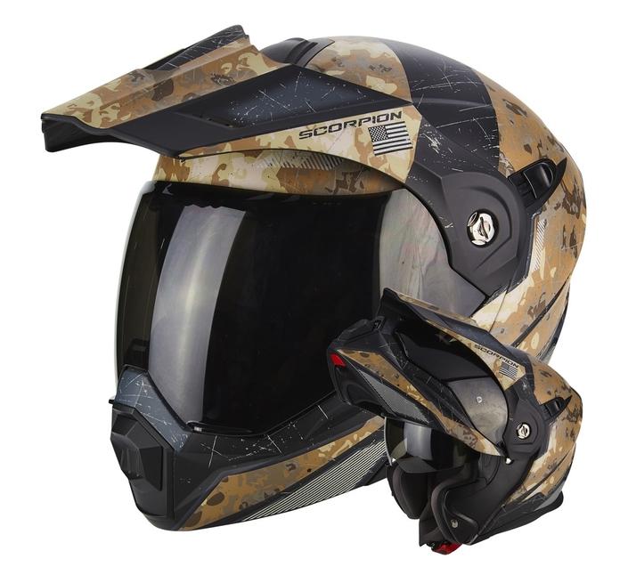 Scorpion ADX-1: la version Battleflage