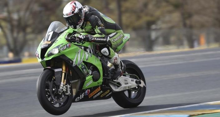 24 Heures Moto duMans: le SRC Kawasaki France en forme
