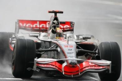 Formule 1 - Grande Bretagne D.3: Hamilton surnage