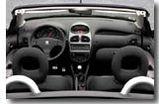 Peugeot 206 CC 1.6 HDI/   Opel Tigra Twin Top 1.7 CDTi :   sous le soleil exactement