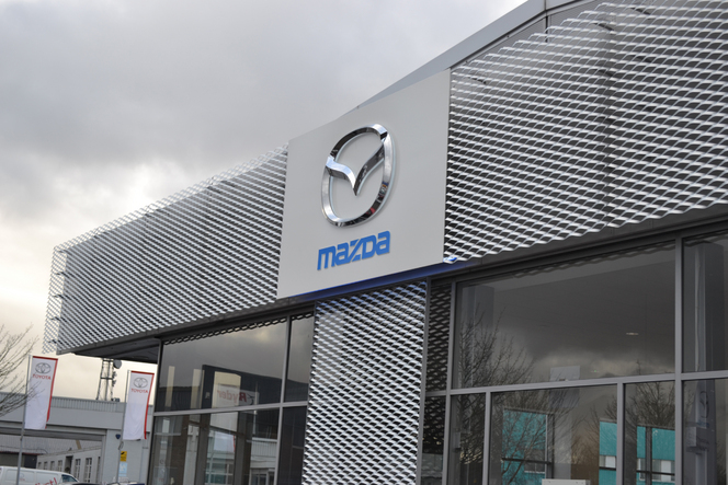Mazda revoie l'image de son réseau