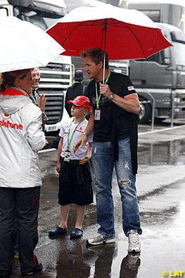 "Formule 1 - Grande Bretagne Hamilton: ""Ma plus belle victoire"""