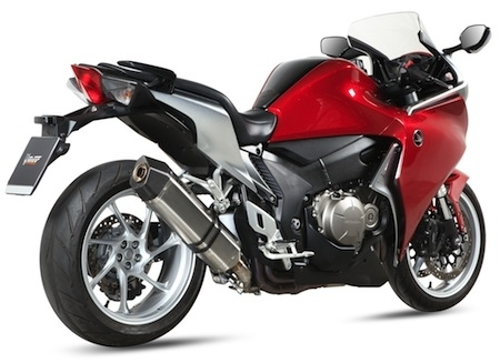 Mivv Speed Edge à Catalyseur cherche Honda VFR 1200