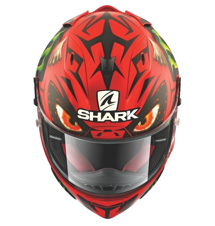 Série limitée: le Shark Race-R Pro Replica Lorenzo Austrian GP Mat