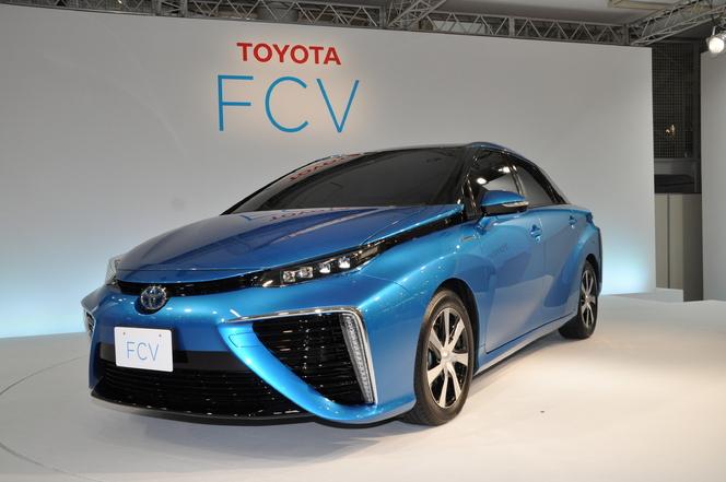Toyota : la voiture à hydrogène l'été prochain en Europe