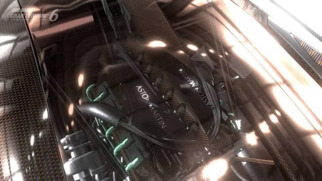 Aston Martin tease son concept Vision Gran Turismo