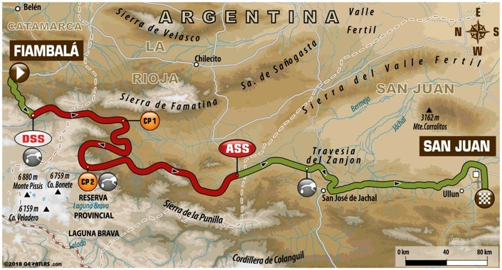 Dakar - étape 11 : Price fait le forcing, Barreda abandonne