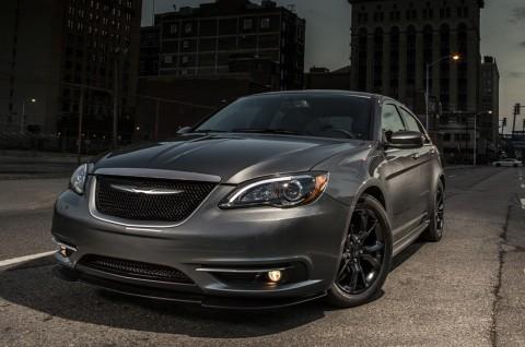 Salon de New York - Chrysler 200 éditon spéciale Carrhart : plus agressive que jamais