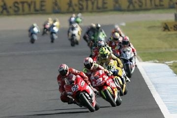Moto GP Motegi: Made in Italy