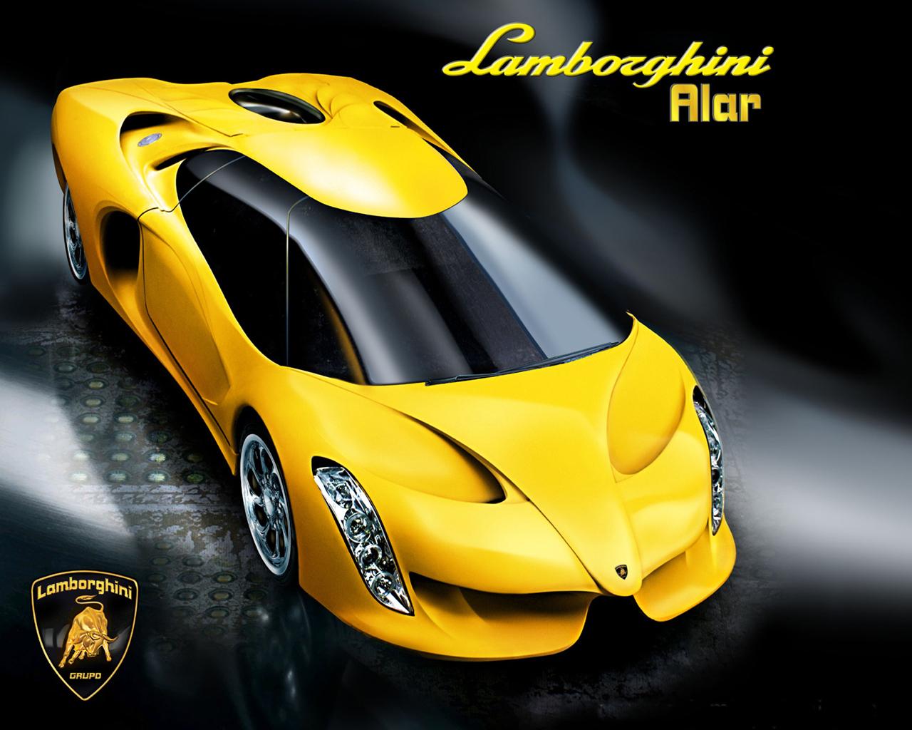 Lamborghini Alar Full Screen Hd Wallpapers And Images