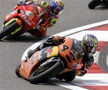 250 Motegi: Aoyama pour KTM