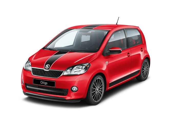 la nouvelle skoda citigo sport partir de 12090. Black Bedroom Furniture Sets. Home Design Ideas