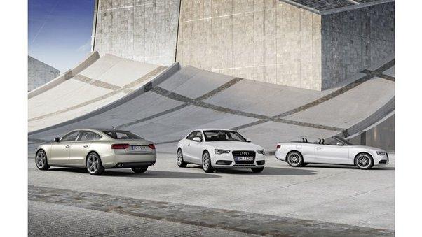 Audi A5: la prochaine génération perdra 100 kg