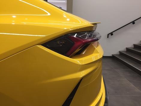 Lamborghini Urus : taureau tout-terrain - Vidéo en live du salon de Genève 2018