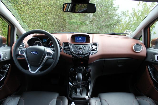 Essai - Ford Fiesta 1.0 EcoBoost 100 Powershift : citadine VIP
