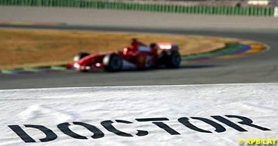 Moto GP - Rossi: De nouveaux essais avec Ferrari dans les tuyaux !