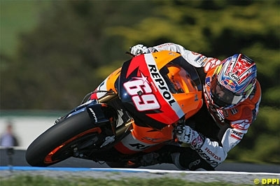 Moto GP - Ducati: Hayden domptera-t-il la GP9 ?
