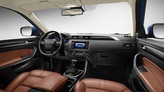 Salon de Guangzhou 2015 : le SUV Qoros 5 sous tous les angles