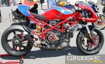 Radical Ducati.