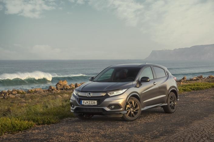 Essai - Honda HR-V Sport : le SUV presque Type R