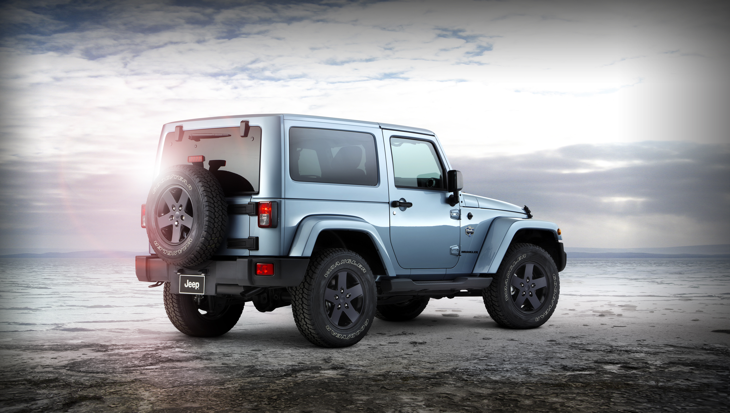 jeep wrangler arctic une nouvelle s rie sp ciale. Black Bedroom Furniture Sets. Home Design Ideas