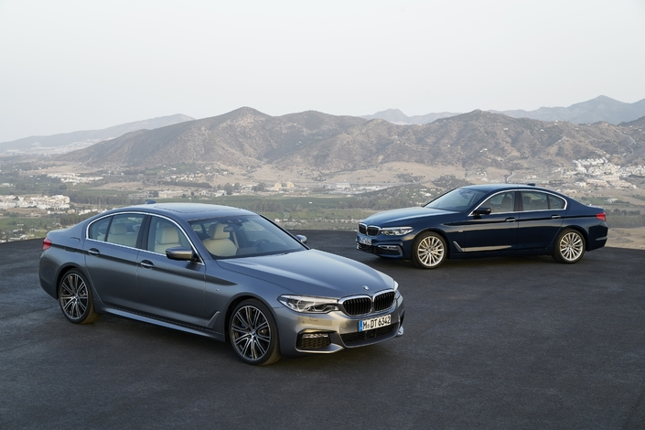 BMW change de discours et veut redevenir leader du premium devant Mercedes