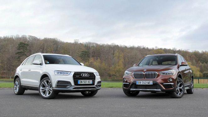 Comparatif Vid 233 O Bmw X1 Vs Audi Q3 Entre Cousins