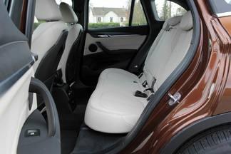 le BMW X1 chouchoute ses passagers