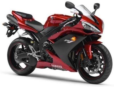 Nouveauté 2007 : Yamaha R1