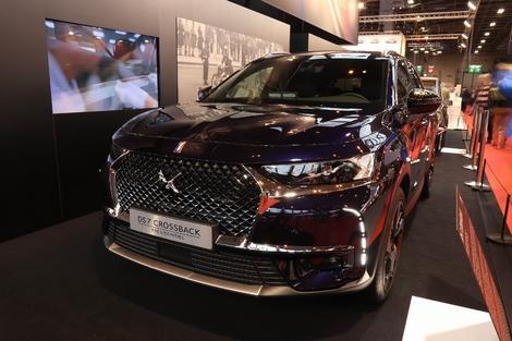 DS et la présidence - Vidéo en direct de Rétromobile 2018