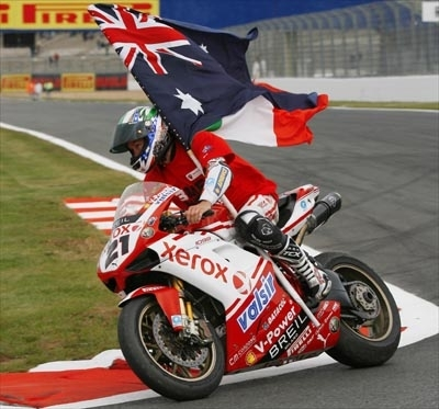 Superbike - Ducati: Haga et Fabrizio officiellement annoncés chez Xerox