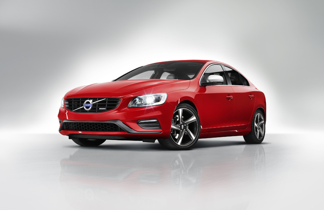 Nouvelles Volvo S60, V60 et XC60 R-Design