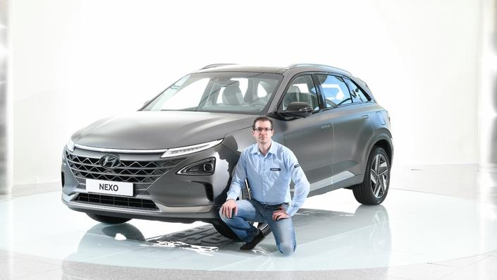 Présentation vidéo - Hyundai Nexo : un super SUV... sans débouchés