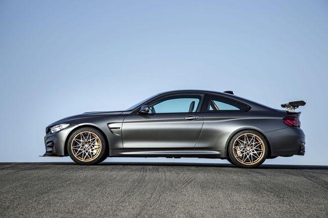 BMW : toutes les M4 GTS sont déjà vendues