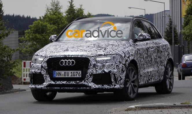 Audi RSQ3 : déjà un restyling en approche ?