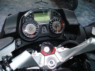 Les premieres photos de la Kawasaki 1400 GTR