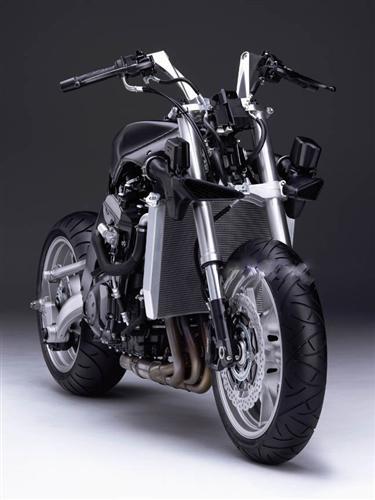 Salon de la moto 2007, le guide des Stands : Kawasaki
