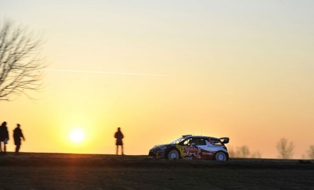 WRC Monte-Carlo Jour 1 : Latvala déjà en tonneau, Loeb déjà en tête, Ogier 4eme !